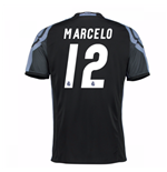 Camiseta Real Madrid 2016-2017 Third (Marcelo 12)