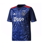 Camiseta Ajax 2017-2018 Away de niño