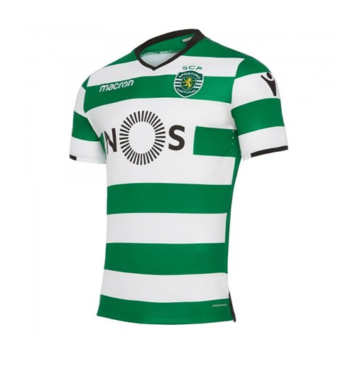Camiseta 2017/18 SPORTING DE LISBOA 2017-2018 Home Authentic
