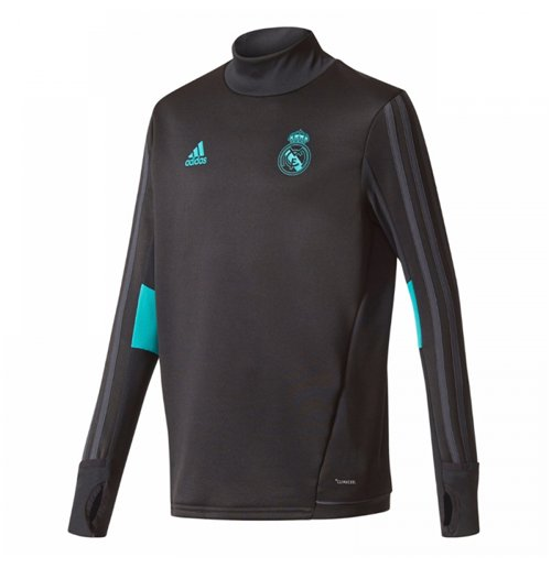 636e1a9ff057c Compra Camiseta entrenamiento Real Madrid 2017-2018 (Negro) Original
