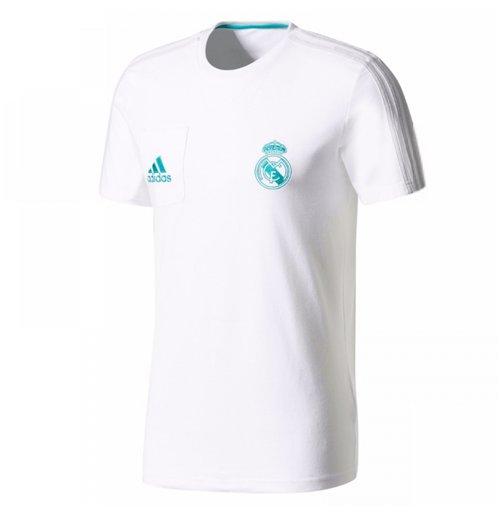 6591fc4d35638 Compra Camiseta Entrenamiento Real Madrid 2017-2018 (Blanco)