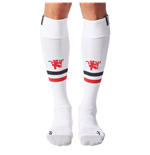 Calcetines Manchester United FC 2017-2018 Home (Blanco)