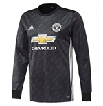 Camiseta manga larga Manchester United FC 2017-2018 Away