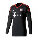 Camiseta manga larga Bayern de Munich 2017-2018 Home