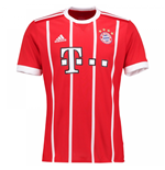 Camiseta 2017/18 Bayern de Munich 2017-2018 Home