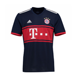 Camiseta 2017/18 Bayern de Munich 2017-2018 Away