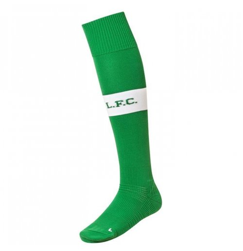 Calcetines Liverpool FC 2017-2018 Home (Verde)