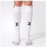 Calcetines Juventus 2017-2018 Home (Blanco)