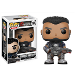 Gears of War POP! Games Vinyl Figura Dominic Santiago 9 cm