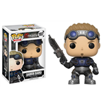 Gears of War POP! Games Vinyl Figura Damon Baird 9 cm