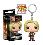 Attack on Titan Llavero Pocket POP! Vinyl Annie Leonhart 4 cm