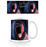 Pink Floyd The Wall Taza Screamer