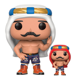WWE Wrestling POP! WWE Vinyl Figuren Iron Sheik Old School 9 cm Surtido (6)