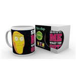 Taza Rick and Morty 267865