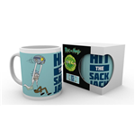 Taza Rick and Morty 267870