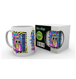Taza Rick and Morty 267871
