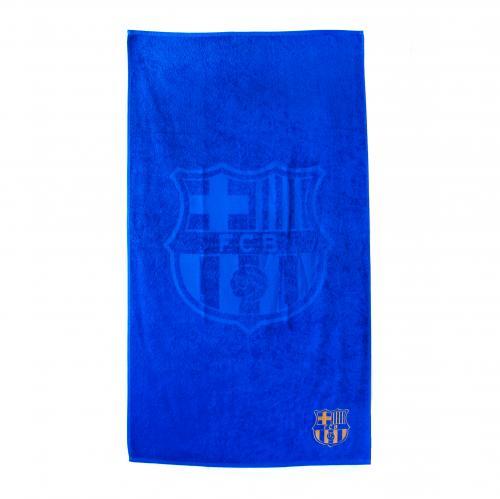 6b06f5592a30c Toalla de baño FC Barcelona Original  Compra Online en Oferta