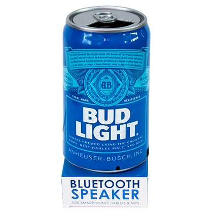 Altavoz Bluetooth Bud Light