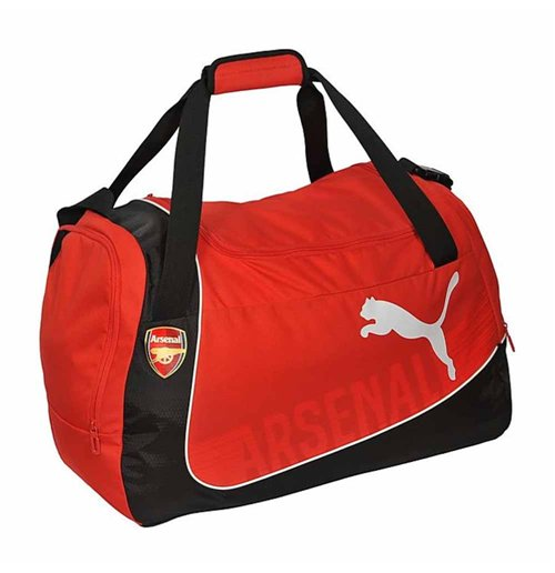 Bolsa de deporte Arsenal 2017-2018 Puma Medium