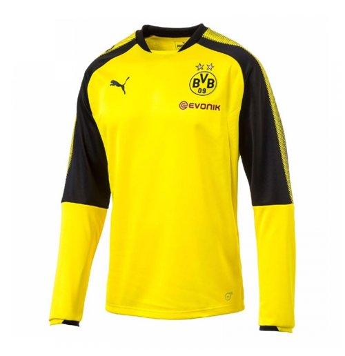 Camiseta manga larga Borussia Dortmund 2017-2018 (Amarillo) a1c9b68a3a8bd