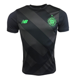 Camiseta Celtic 2017-2018 (Negro)
