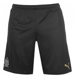 Pantalón corto Newcastle United 2017-2018 Third (Negro)