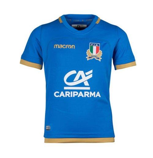 Compra Camiseta Italia Rugby 2017-2018 Home Replica Original c4cb0c6d65496