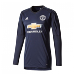 Camiseta manga larga Manchester United FC 2017-2018 Home