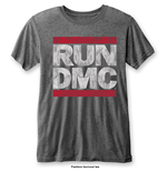 Camiseta Run DMC de hombre - Design: DMC Logo