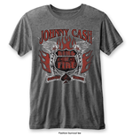 Camiseta Johnny Cash 268402