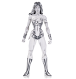 DC Comics BlueLine Edition Figura Wonder Woman by Jim Lee 17 cm