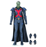 Supergirl Figura Martian Manhunter 18 cm