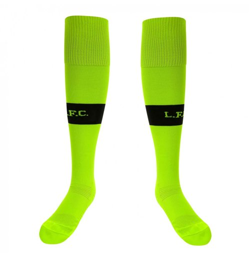 Calcetines Liverpool FC 2017-2018 Third (Verde)