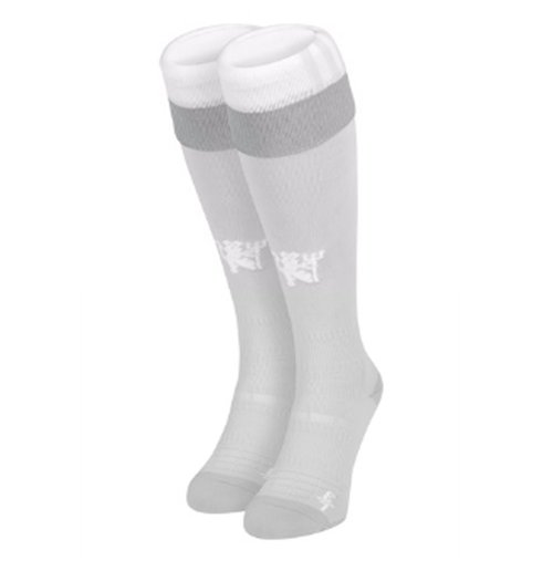 Calcetines Manchester United FC 2017-2018 Third (Gris)