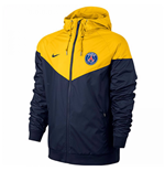 Chaqueta Paris Saint-Germain 2017-2018 (Amarillo)
