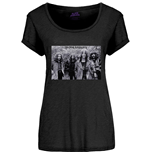 Camiseta Black Sabbath de mujer - Design: Group Shot