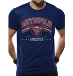 Camiseta Superhéroes DC Comics - Metropolis Athletics