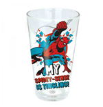 Vaso Marvel - Spiderman