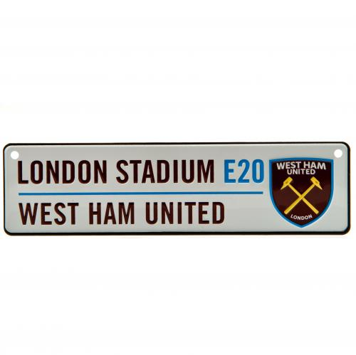 Placa West Ham United 269259
