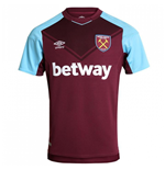 Camiseta 2017/18 West Ham United 2017-2018 Home