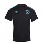 Camiseta 2017/18 West Ham United 2017-2018 Away de niño