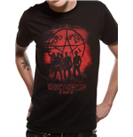 Camiseta Supernatural - Symbol And Group