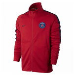 Chaqueta Paris Saint-Germain 2017-2018 (Rojo)