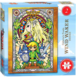 Legend of Zelda Wind Waker Puzzle Ver. 2