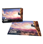 Legend of Zelda Breath of the Wild Puzzle Scaling Hyurle