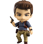 Uncharted 4: A Thief's End Figura Nendoroid Nathan Drake Adventure Edition 10 cm