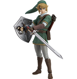 The Legend of Zelda Twilight Princess Figura Figma Link DX Ver. 14 cm