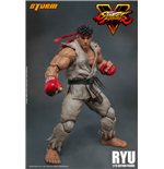 Street Fighter V Figura 1/12 Ryu 18 cm