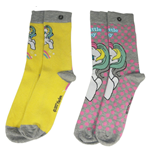 My Little Pony Pack de 2 Pares de calcetines Chica