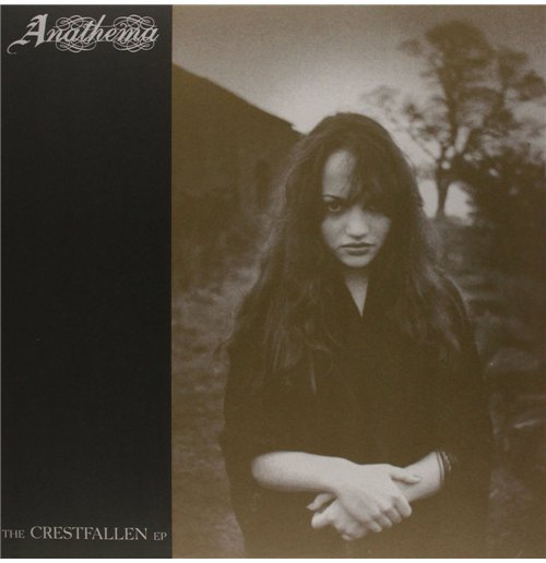 "Vinilo Anathema - The Crestfallen (12"")"